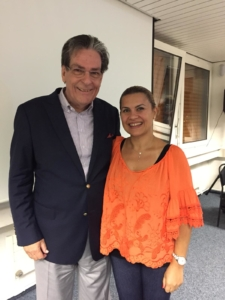 Michael Strachowitz & Drita Friedli