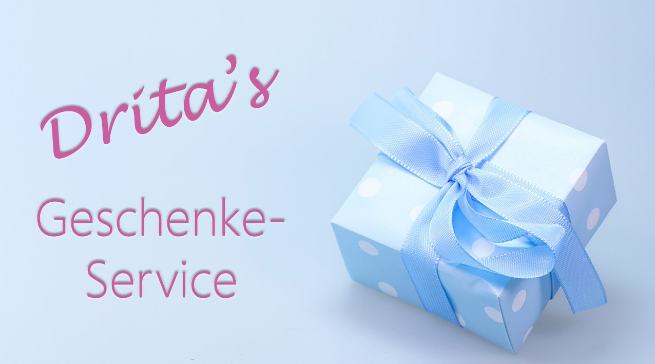 Drita's Geschenke-Service